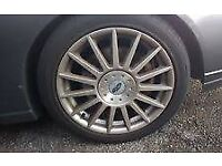 Ford Mondeo ST Wheel