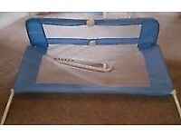 Lindman easy fit bed guard