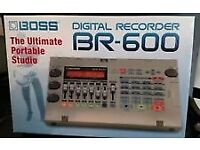 BOSS BR-600 Analog Multi Track Recorder (Can Post).