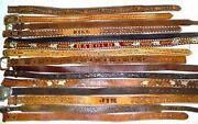 Wholesale Lots Belts