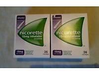Nicorette inhalator x2 36