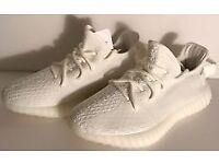 Yeezy Boost 350 V2 White/Cream UK9