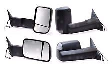 2013 heated dodge ram tow mirrors (1500)