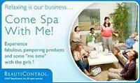 Spa Pampering Session for a Group of 8-10 Ladies