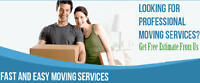 SHORT NOTICE MOVERS ☆$30HR☆LOCAL/LONG DISTANCE @ 416-889-6559