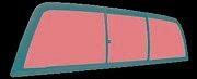 Dodge RAM Rear Window