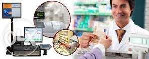 Affordable Smart Cash Register For Pharmacy