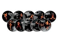 Insanity DVDs