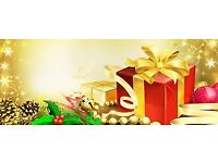 I need volunteers to help me distribute xmas gifts in Welling area