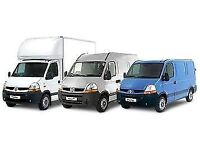 MAN & LUTON VAN NATIONWIDE HOUSE/OFFICE REMOVALS DUMPING BIKE RECOVERY COURIER DELIVERY 2/3 MEN VAN