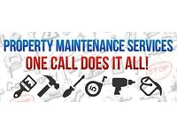 Roofing Maintenance and General Property Maintenance.