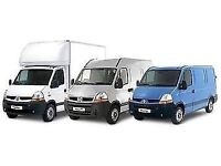 Delivery van service- Removals-MAN and VAN-House clearance