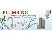 Plumbing maintenance and tiling