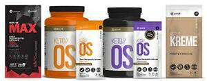 5 and 10 day Keto//OS experience packs