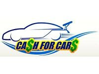 Cash 4 Cars • Unwanted Cars Unwanted M.O.T Failure Vans • Trucks •4x4 Top Prices Paid On Collection
