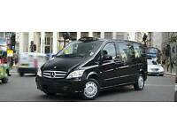 Taxi birmingham to london/ match days/ Airports W/C Access upto 6 passengers