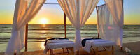 Massage Practitioners for Spa Parties North Shore Lake Erie