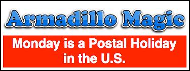 Armadillo Magic