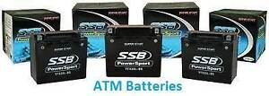 Top Quality Jetski Jet Ski Battery Batteries Sea Doo Kawasaki Etc Adelaide CBD Adelaide City Preview