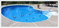 POOL OPENINGS SPECIAL ALL POOLS 160$