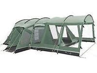 Outwell Montana 6 Tent + Front Extension + Extras