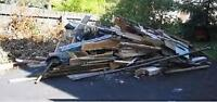 Family First junk/garbage removal serices