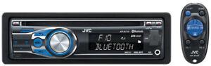 JVC KD-R710 Blue Tooth Double Din Car Radio