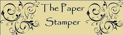 The Paper Stamper