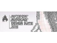 Autodesk AutoCAD Design Suite Ultimate 2016 - LATEST VERSION FOR PC