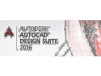 Autodesk AutoCAD Design Suite Ultimate 2016 - LATEST VERSION FOR PC