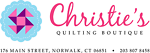 Christie's Quilting Boutique