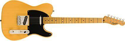 Fender Squier 50s Telecaster - Butterscotch Blonde