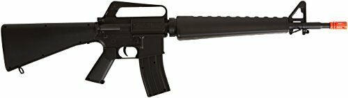 Airsoft Gun Vietnam Style - Single Shot Spring Gun Durable Hand Guards
