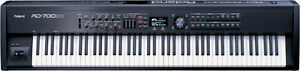 ROLAND RD700GX STAGE PIANO - 88KEYS - FULLY WEIGHTED
