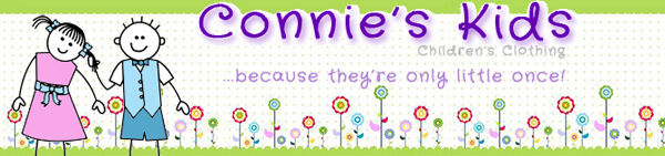 Connie's Kids Children's Clothing