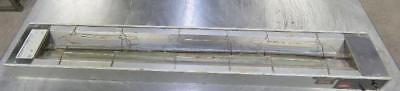 Hatco Grah-42 Glo-ray 120 Volt Food Warmer Strip Heater 120v 900watt Overhead