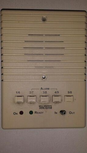 TekTone SF-202 Alarm