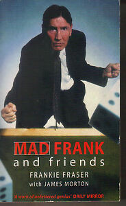 FRANKIE FRASER - Mad Frank and Friends P/B