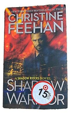 Shadow Warrior (Paperback or Softback) Christine Freehand NYT BESTSELLING (Best Selling Mysteries 2019)