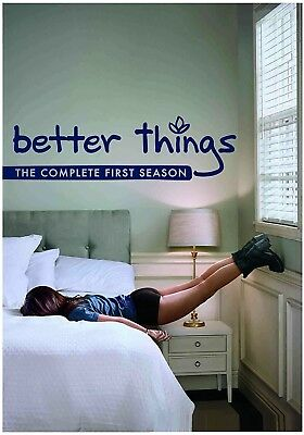 BETTER THINGS 1  (2016): American FX Comedy TV Season Series - NEW R1