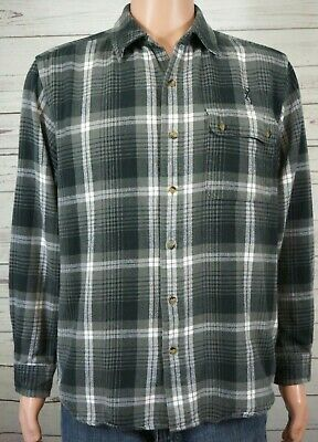 Browning Flannel Shirt Size Large Gray Browning Men's The Best There Is (Best Mens Flannel Shirts)