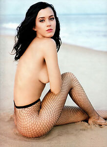 Katy Perry Music Star Silk Cloth Poster 32 x 24