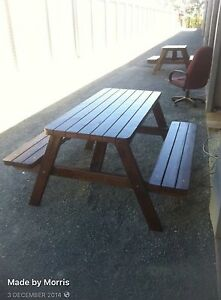 Picnic table Highland Park Gold Coast City Preview