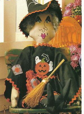Friends Halloween Cross Stitch Patterns Charts from magazine (Halloween-cross Stitch Charts)