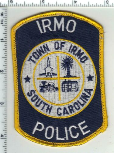 Irmo Police (South Carolina) 1st Issue Uniform Take-Off Shoulder Patch