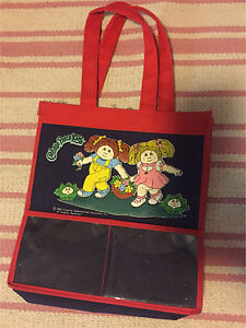 Cabbage Patch Kids Tote bag purse 1983 (small)