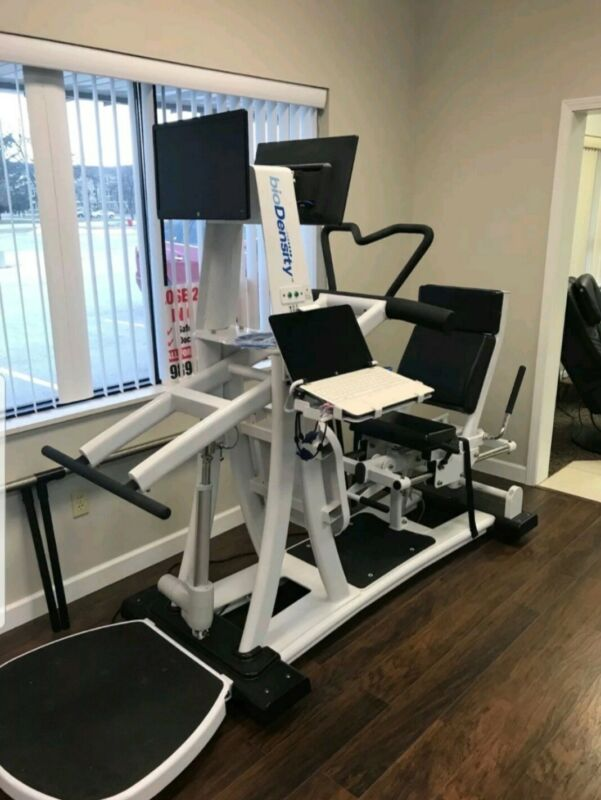 V4 TOTAL BODY THERAPY SYSTEM BIODENSITY MACHINE LIGHTLY USED