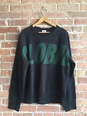 Acne Studios Mens Sweatshirt, Global Size Medium AW12