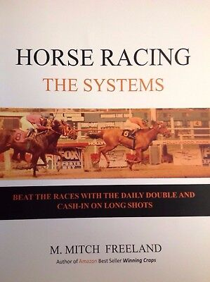 Digital Book  Horse Racing   The Systems By M  Mitch Freeland