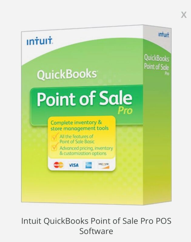 QuickBooks Point of Sale V12 Pro - Email License Delivery + Installation Setup